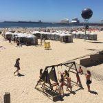 Porto Matoshinhos plajı