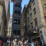 Lizbon asansör