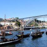 Porto, Rabelo ( şarap taşıma kayıkları )