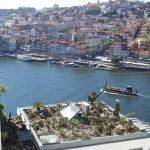 Porto, Ribeira'ya karşı tepeden bakış