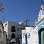 Lizbon, İsa Heykeline giderken